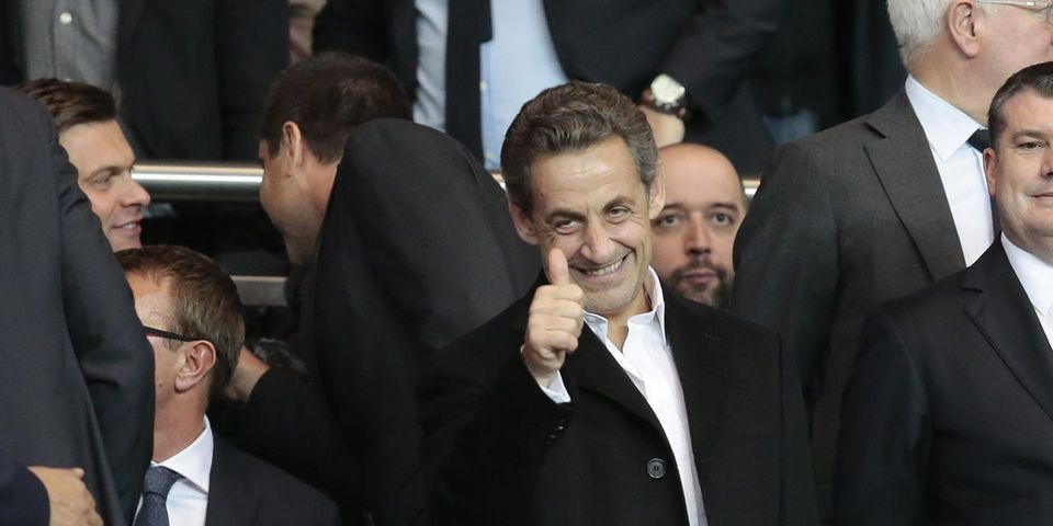 Nicolas Sarkozy se gargarise des chiffres d'audience de son interview post-garde à vue sur Europe 1 et TF1