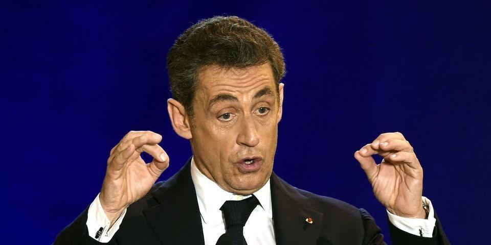 """Nicolas Sarkozy : """"Son union nationale, à Hollande, ça commence à me courir"""""""