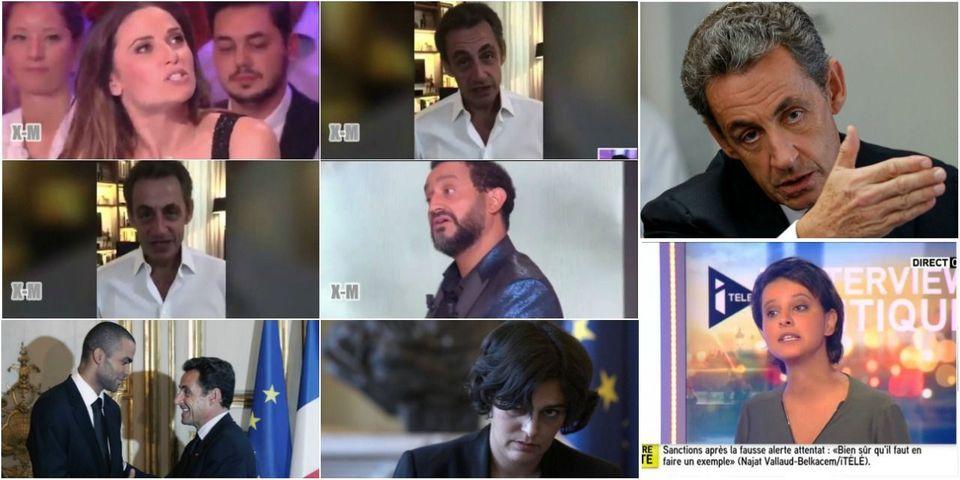 Nicolas Sarkozy souhaite un joyeux anniversaire à Cyril Hanouna, article le plus lu de la semaine