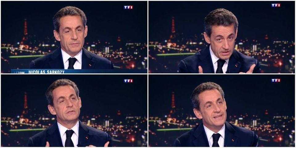 Nicolas Sarkozy soutient le maire de Chalon, qui a supprimé les menus sans porc dans les cantines scolaires