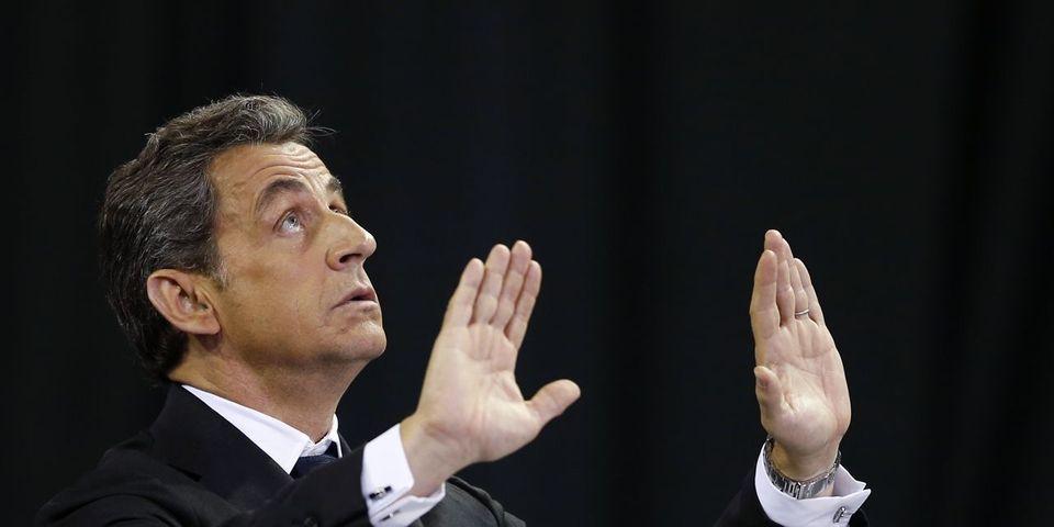 Nicolas Sarkozy succède à Jean-François Copé à la présidence de l'UMP