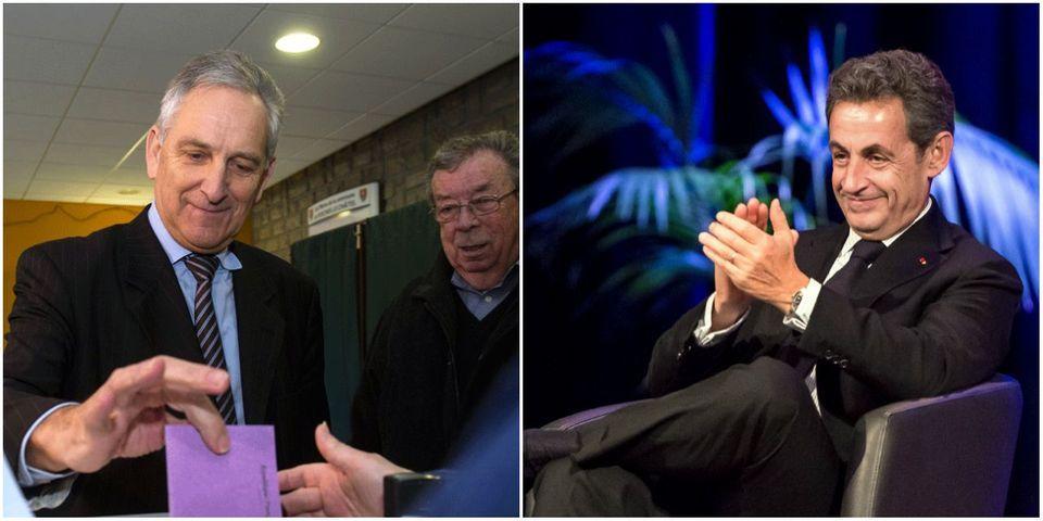 """Nicolas Sarkozy sur le candidat UMP du Doubs: """"c'est le triumvirat Juppé-Fillon-Raffarin qui a choisi ce con"""""""
