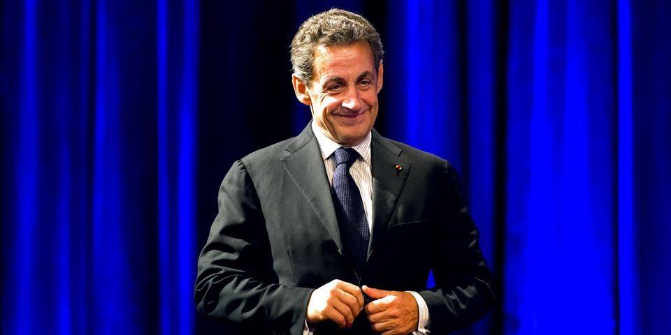 """Nicolas Sarkozy : """"tout ce que je fais en ce moment est réfléchi, c'est de la stratégie"""""""
