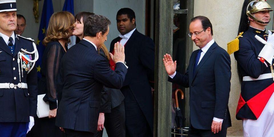 Nicolas Sarkozy versus François Hollande : les mots pour dire une séparation quand on est président de la République