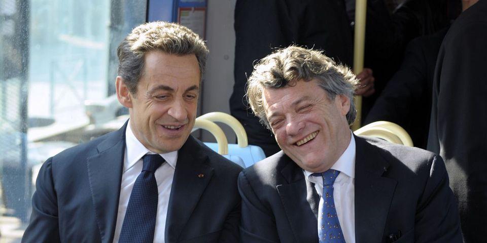Nicolas Sarkozy veut demander aux militants UMP de fusionner avec l'UDI