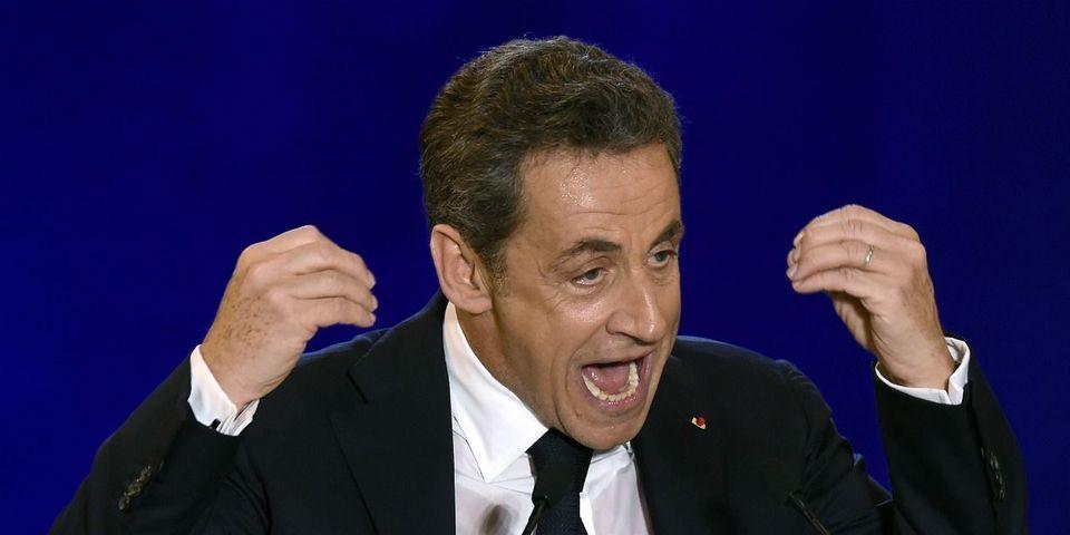 """Nicolas Sarkozy veut voir François Fillon """"à terre et sans oxygène"""""""