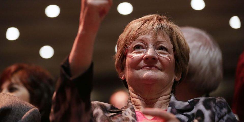 Nicole Notat, ex-CFDT, accepte une mission de Fleur Pellerin