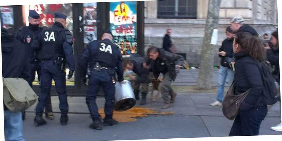 Nuit Debout : des élus s'insurgent contre l'action des CRS contre une marmite de soupe