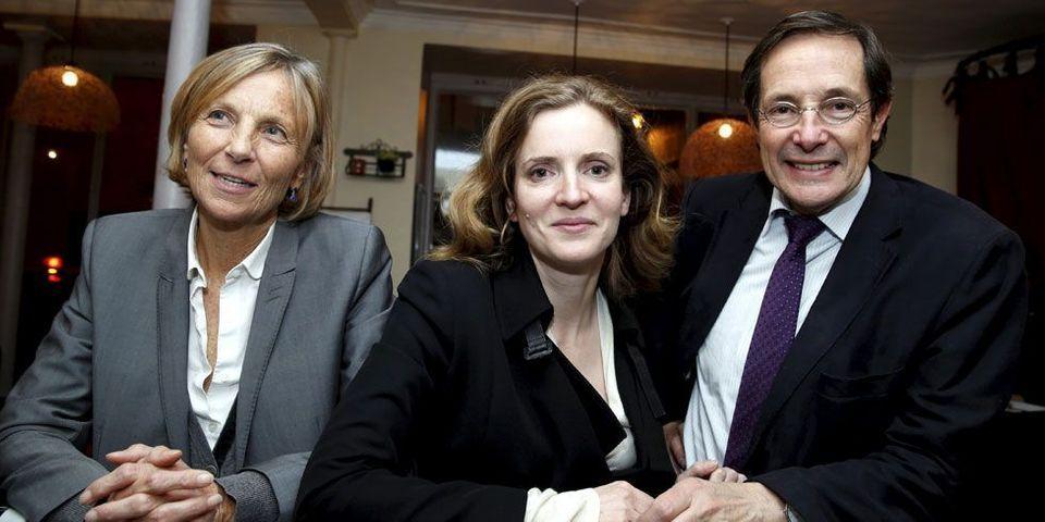NKM, Christian de Saint-Etienne et Marielle de Sarnez officialisent leurs têtes de liste pour Paris 2014