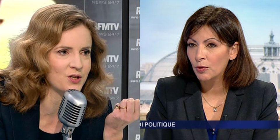 NKM s'engage à ne pas toucher au prix des PV à Paris, Anne Hidalgo en faveur d'une augmentation