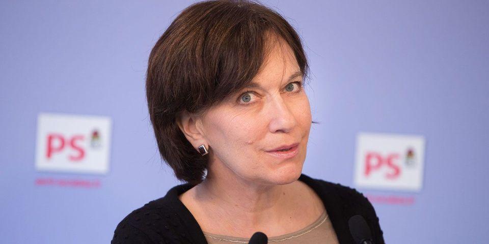 """Nommée au gouvernement, l'ancienne porte-parole du PS, Laurence Rossignol, va être """"plus sobre"""" sur Twitter"""