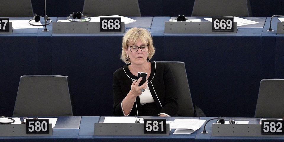 """Non, Nadine Morano, le FN n'est pas haut """"à chaque fois que la gauche est au pouvoir"""""""