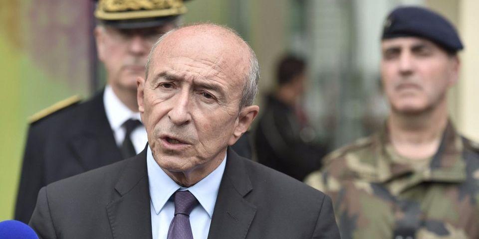 """Notre-Dame-des-Landes : Gérard Collomb prévient que le gouvernement sera """"obligé d'employer la force"""" pour évacuer la ZAD"""