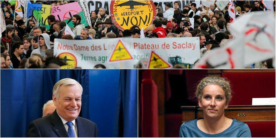 Notre-Dame-des-Landes : selon Batho, Matignon a listé les journalistes en fonction de leurs opinions