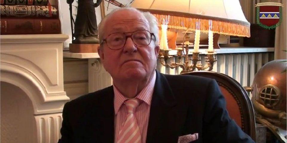 """""""Nous ne faisons pas assez d'enfants"""" : pour Jean-Marie Le Pen, le problème le plus urgent à régler en France est la question démographique"""