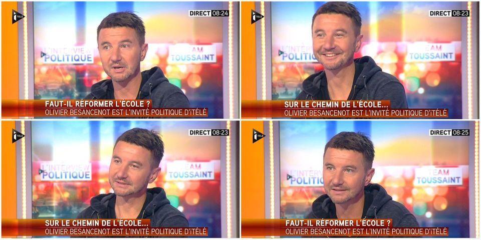 Olivier Besancenot salue les propositions d'Alain Juppé pour l'école