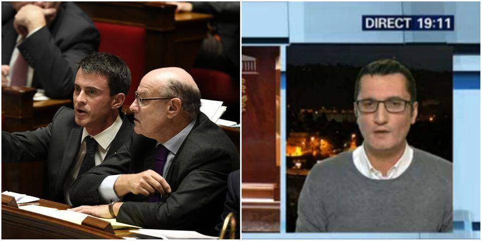 Olivier Dartigolles, porte parole du PCF, compare Jean-Marie Le Guen à la Grosse Bertha