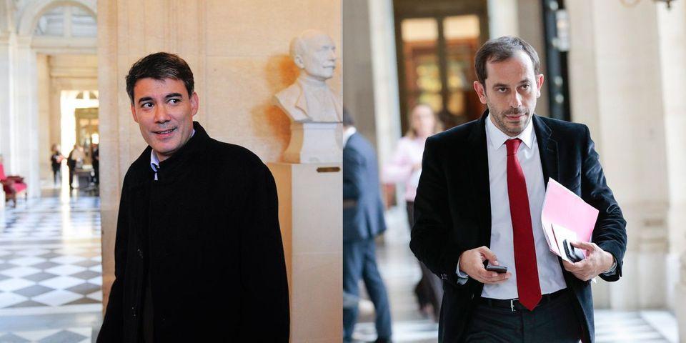 Olivier Faure, proche de Jean-Marc Ayrault, et Carlos Da Silva, proche de Manuel Valls, pressentis pour prendre le porte-parolat du Parti socialiste
