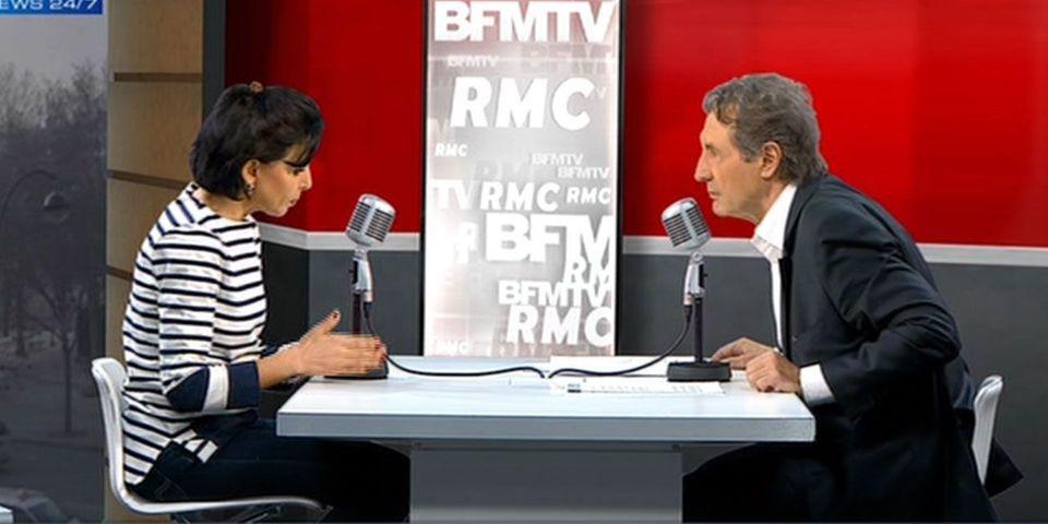 """""""On a essayé de m'éliminer de la vie politique"""", assure Rachida Dati sur la période où elle était ministre de la Justice de Nicolas Sarkozy"""