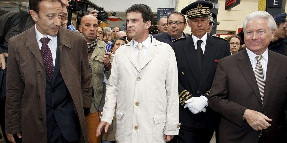 """On a presque résolu le mystère """"ton sur ton"""" de Valls"""