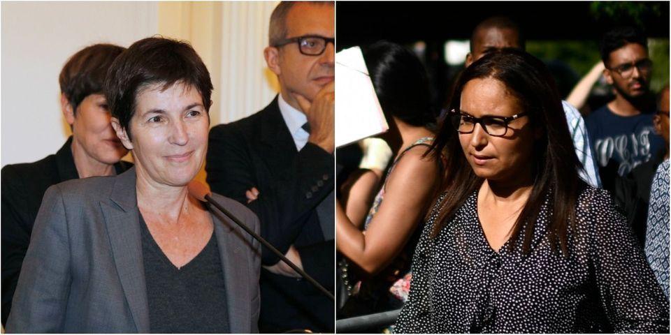 """ONPC et Dieudonné : Farida Amrani (LFI) dénonce """"l'acharnement"""" de Christine Angot à son égard"""