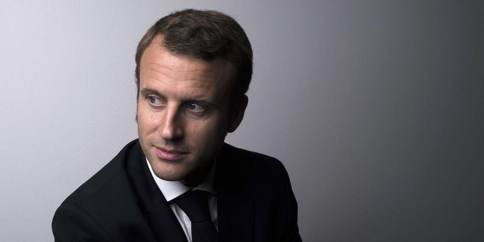 Où l'on apprend que l'étudiant Macron n'était pas doué en économie et voulait devenir romancier