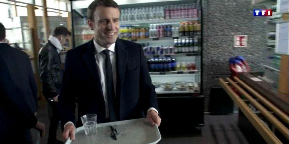 Où l'on apprend que le chef cuistot de l'Elysée prépare des mini cordons bleus pour les cocktails présidentiels