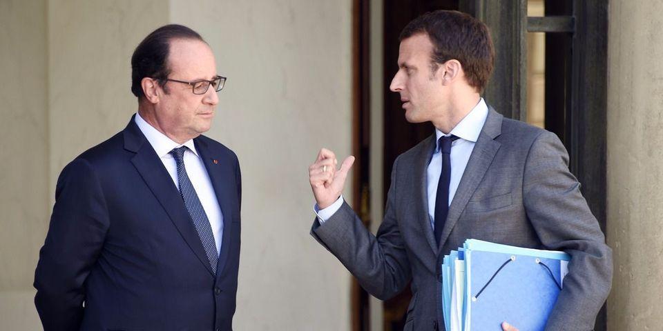 Où l'on apprend qu'Hollande a voté Macron dès le premier tour de la présidentielle (selon Bernard Poignant)