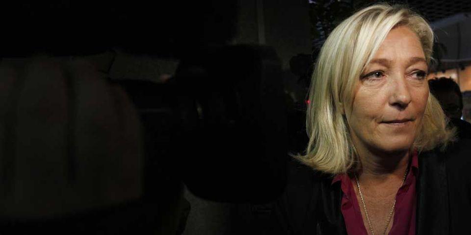 Où Marine Le Pen démontre qu'elle est fondamentalement raciste