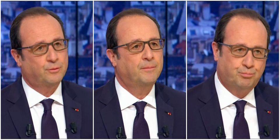 Oui, quatre fois oui, François Hollande reconnaît que la hausse du chômage est le grand échec de ses trois ans à l'Élysée