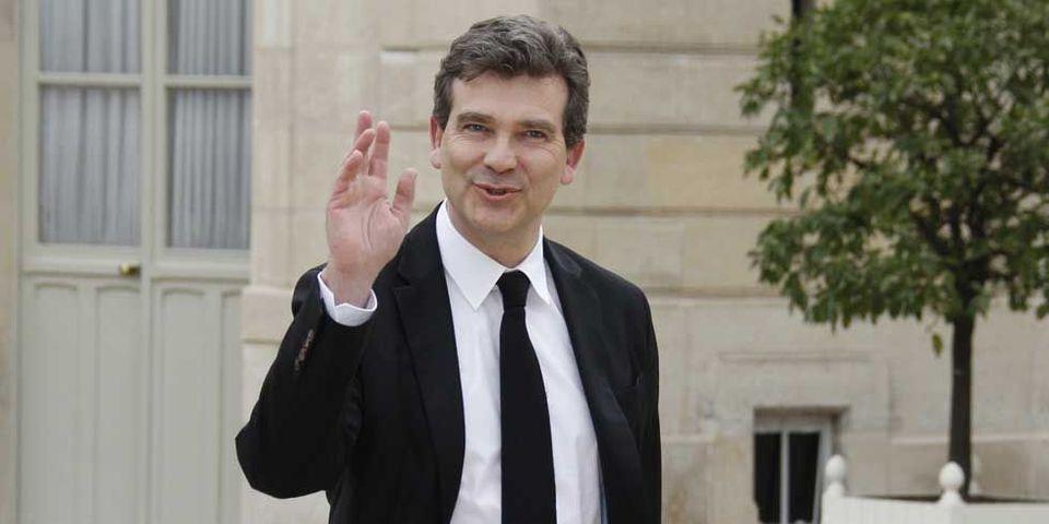 """Les coquilles de l'intitulé du ministère d'Arnaud Montebourg : """"redressement progressif"""", du """"redressement durable"""" ..."""