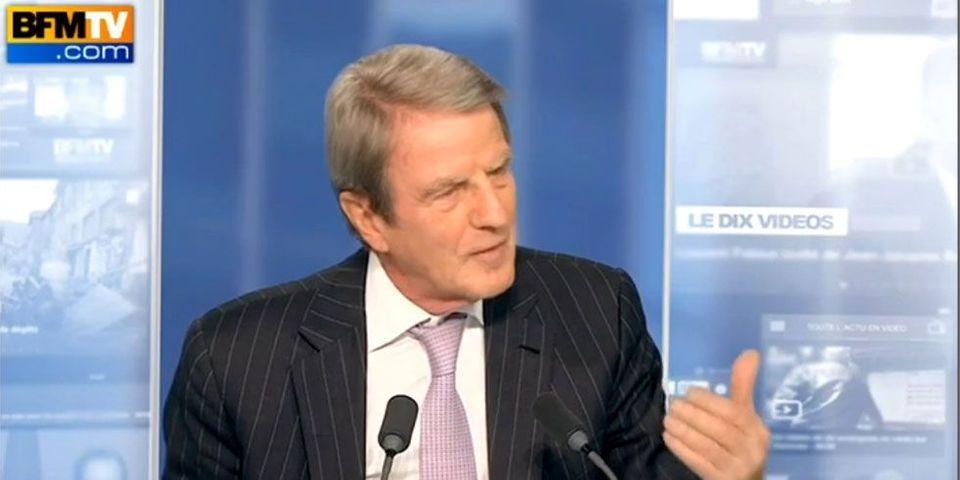 """Oups, Bernard Kouchner parle de """"Françafrique"""" au lieu de Centrafrique"""