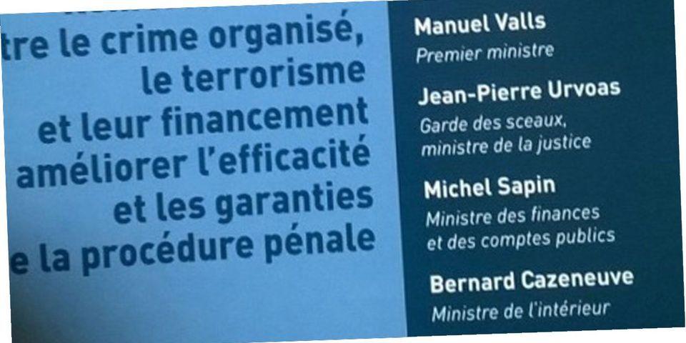 """Oups, l'Assemblée nationale rebaptise Jean-Jacques Urvoas en """"Jean-Pierre"""" Urvoas"""