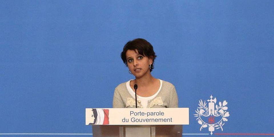 Oups, Najat Vallaud-Belkacem pas au courant de la promesse de Hollande aux clubs de foot en 2012