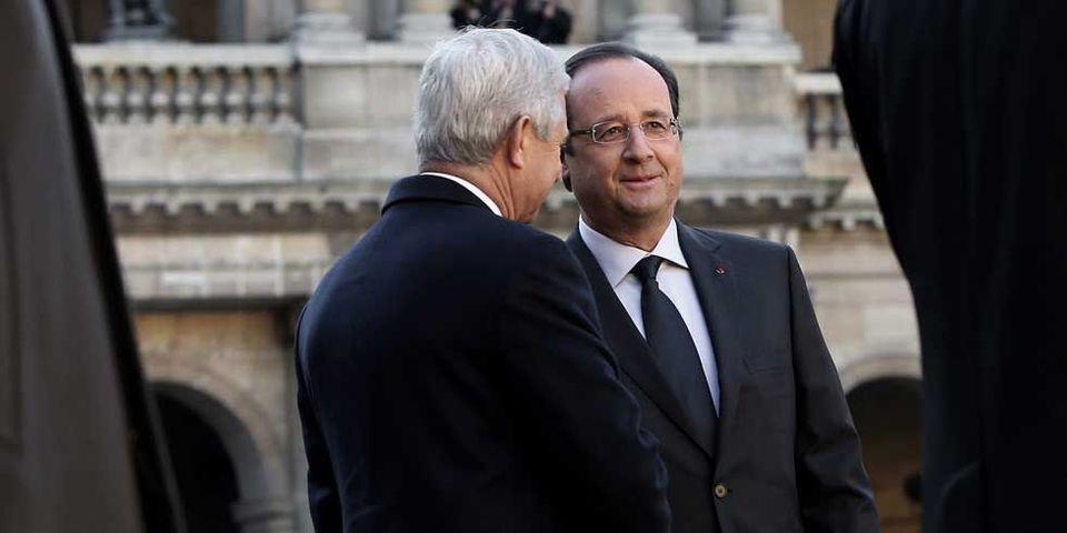 Panthéon : François Hollande inspiré par Claude Bartolone