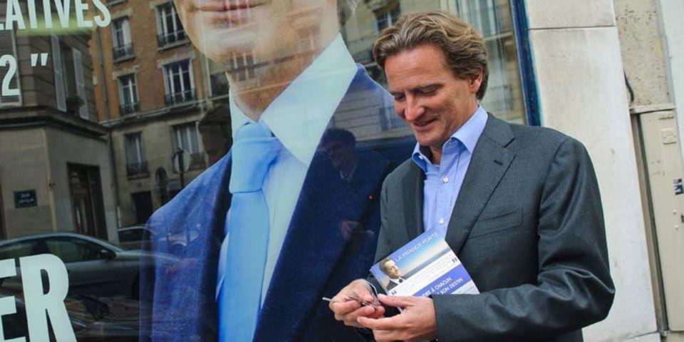 Paris 2014 : Charles Beigbeder annonce plus vite que prévu la création d'une liste dissidente à Nathalie Kosciusko-Morizet