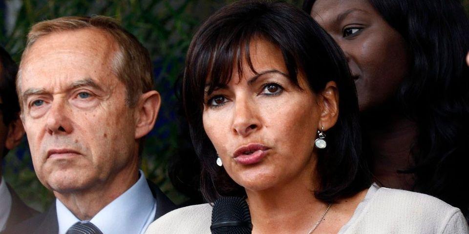 Paris 2014: Hidalgo accuse NKM et Fillon de penser avant tout à l'Elysée 2017
