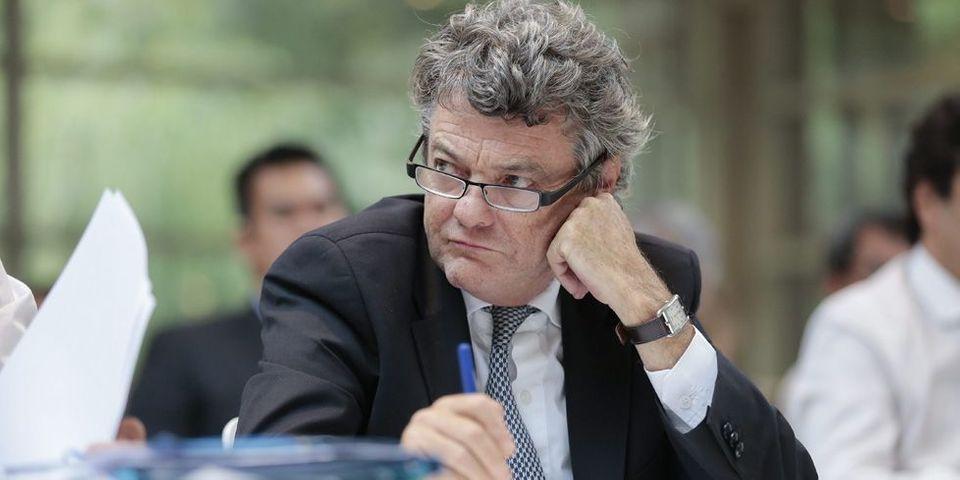 Paris 2014 : Jean-Louis Borloo conteste les têtes de liste officialisées par NKM, Marielle de Sarnez et Christian Saint-Etienne
