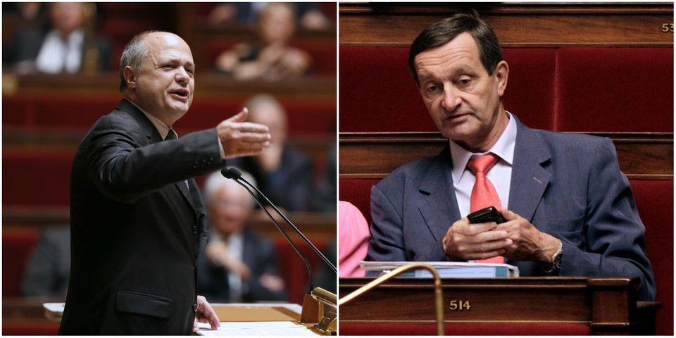 Bruno Le Roux ne sanctionne pas le député PS Gérard Bapt mais demande une suspension du groupe d'amitié France-Syrie