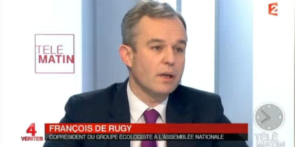 Partielle du Doubs : François de Rugy fustige le silence de Nicolas Sarkozy, Jean-Luc Mélenchon... et son propre camp