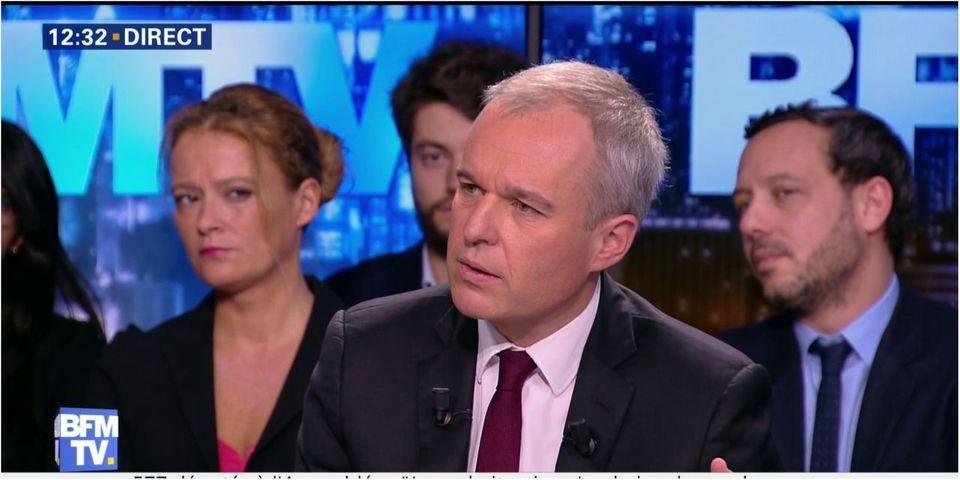 """Part du nucléaire : François de Rugy dénonce les gouvernements qui """"ont cédé à la pression d'EDF"""""""