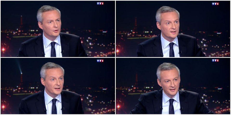 """""""Pas assez musclé"""" pour être M. Propre, Bruno Le Maire ira malgré tout """"jusqu'au bout"""" face à Nicolas Sarkozy pour la présidence de l'UMP"""