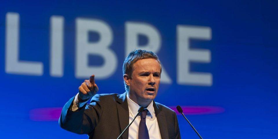 Dupont-Aignan refuse les rapprochements avec le FN