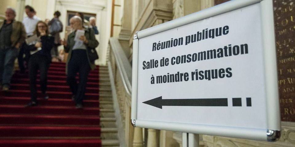 Pas de salle de shoot à Paris avant les municipales