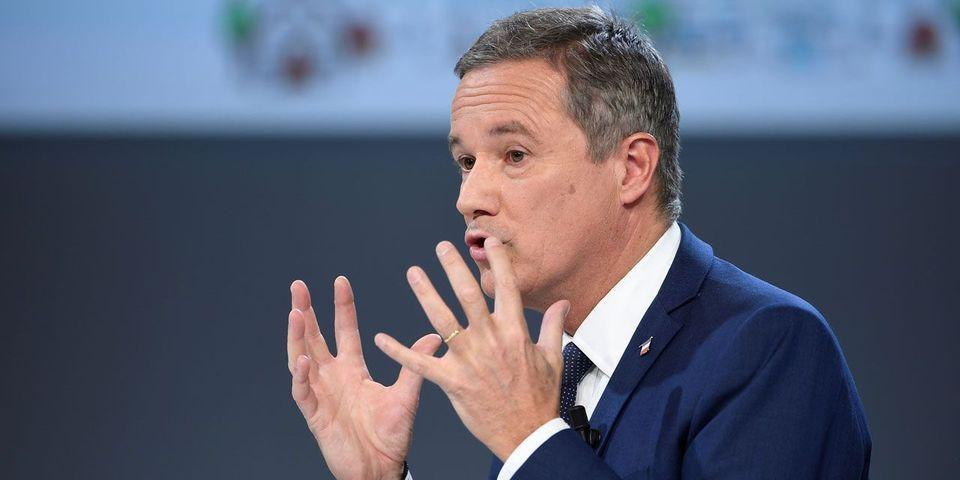 """Pas invité au débat présidentiel de TF1, Nicolas Dupont-Aignan crie au """"viol de la démocratie"""""""