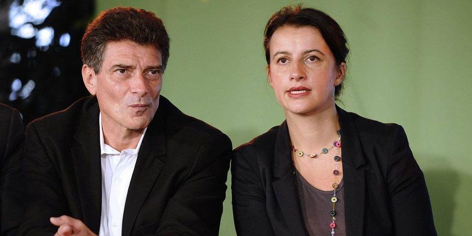 Pascal Durand et Cécile Duflot déplorent les divisions d'Europe Ecologie-Les Verts