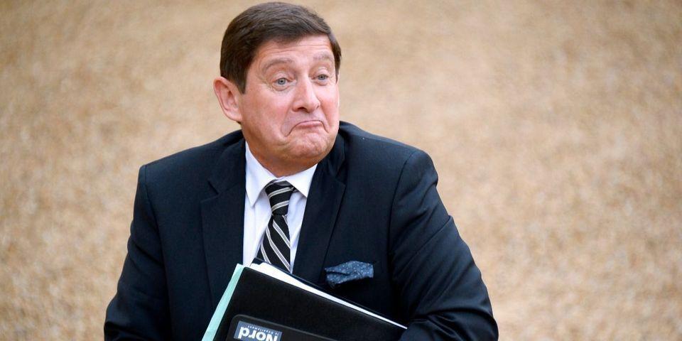 """Patrick Kanner, ministre """"inconnu"""" : """"Je ne m'en offusque pas, j'ai le cuir tanné"""""""