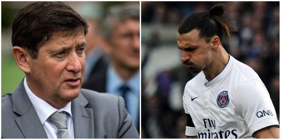 """""""Pays de merde"""" : le ministre des Sports Patrick Kanner demande et obtient des excuses de Zlatan Ibrahimovic"""