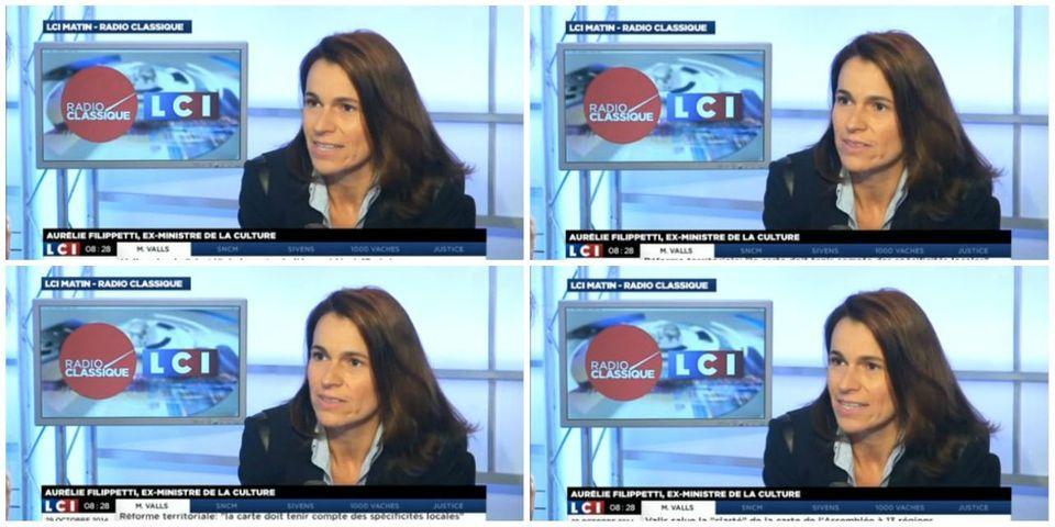 Pellerin/Modiano : Aurélie Filippetti met en avant sa politique du livre