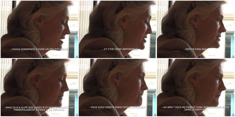 Penelope Fillon disait vivre à Paris lorsqu'elle était censée être l'assistante de Marc Joulaud dans la Sarthe